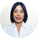 Manager of Japanese Language Education Department Motoko Kuramochi